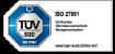 ISO 27001 Zertifizierung für DCON